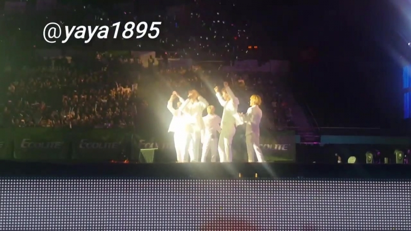 [VK][180818] MONSTA X fancam - White Girl @ K-WAVE 3 Music Festival in Malaysia