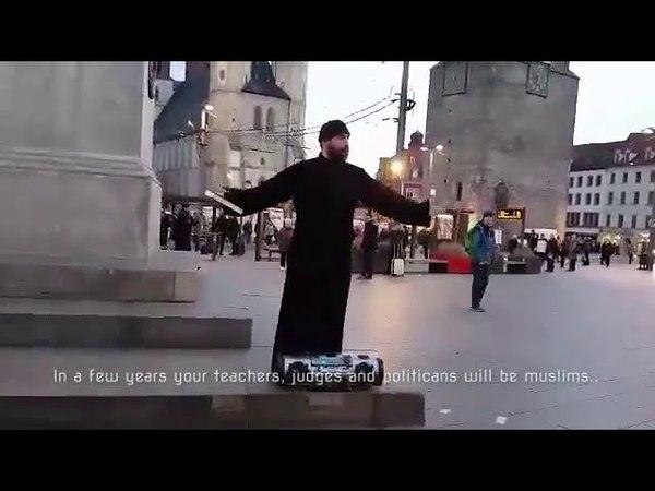 Allahu Akbar auf dem Markt in Halle - Das hat nichts mit dem Islam zu tun