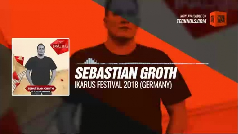 Listen Techno music with @groth.techno - Ikarus Festival 2018 (Germany) Periscope