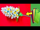 DIY how to make beautiful flower with waste shopping bag 🌹 very easy 😍
