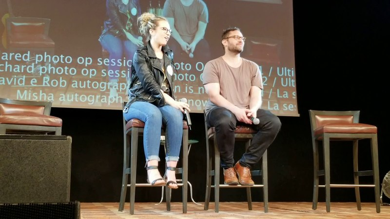 JIB9 2018 Briana Buckmaster and Jason Manns Saturday Panel - Partial