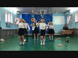 Танец на осенний бал 9класс