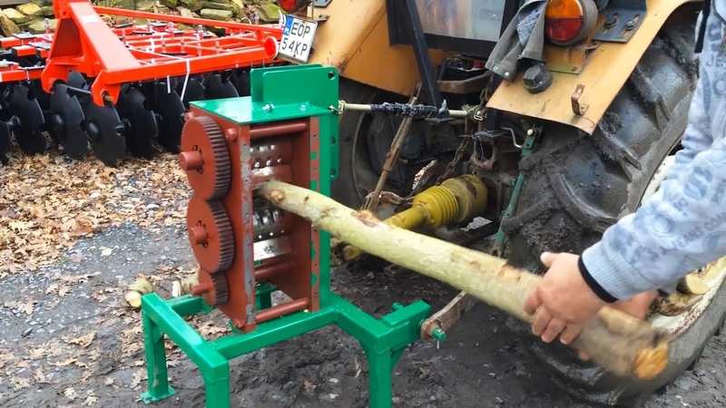 Awesome Tractor Attachments