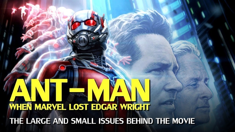 Marvels Ant-Man - The Large and Small Issues Behind The Movie