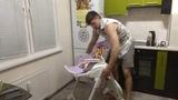 Видеообзор детского стульчика для кормления Sweet Baby Luxor Multicolor