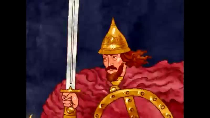 Твой крест православный мультфильм