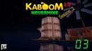 Minecraft Kaboom 2 0 Nevermine S2 03 Первые фермы