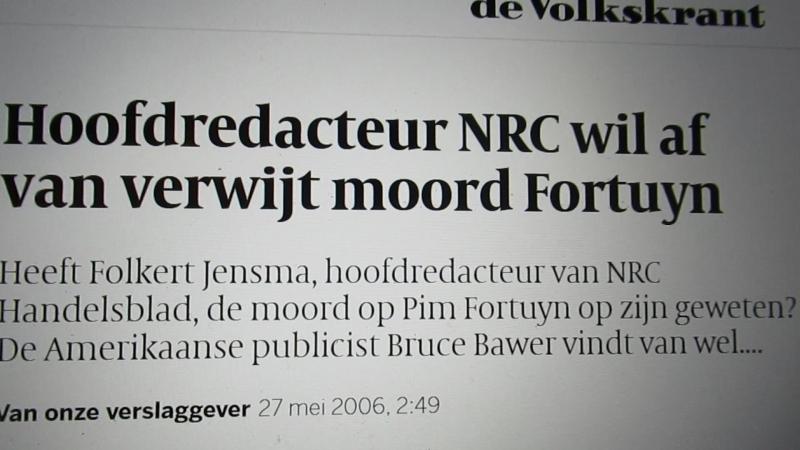 Jair Bolsonaro, Pim Fortuyn, Folkert Jensma en Micha Kat