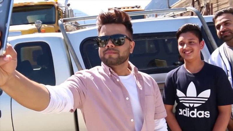 Akhil | Rukh | Making Of Video | BOB | Sukh Sanghera | Latest Punjabi Song 2018