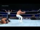 Andre Sien Almas vs AJ Styles