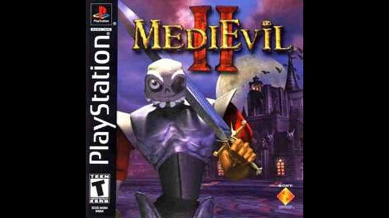 {Level 12} Medievil 2 Soundtrack 13 - Cathedral Collapsing
