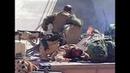 Обездвижен и подожжен: уничтожение «Абрамса» показали на видео_13-10-18.Танк «Абрамс» сначала обстреляли слева и справа, а затем вовсе подожгли.