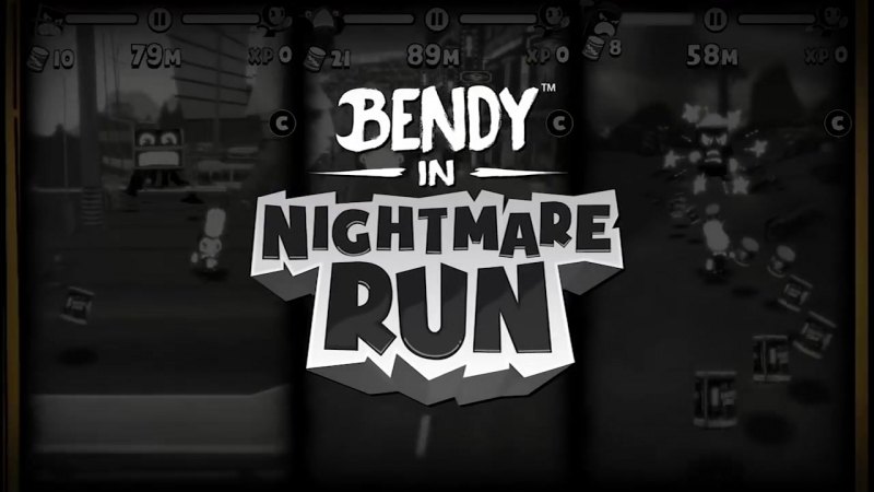 Bendy in Nightmare Run - ANDROID