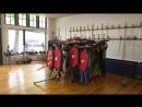 школьный отряд пехотного войска
