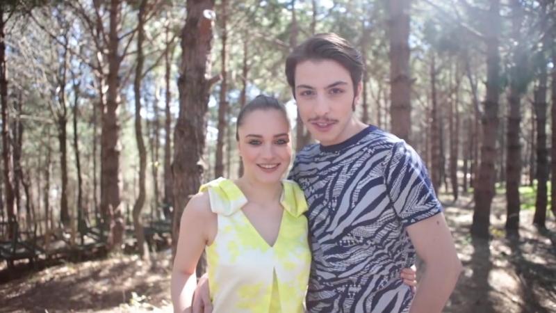 Miray Daner Boran Kuzum _ Episode Dergi Backstage