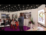 Master-class on Product Design by Sheffield Hallam University graduate - Igor Dydykin