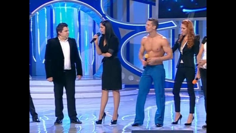 2010 КВН 25-ая (Воронеж) - 12 Приветствие