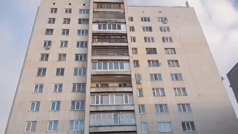 г. Салават, Калинина 54А - Зачем нам нужен ремонт фасада
