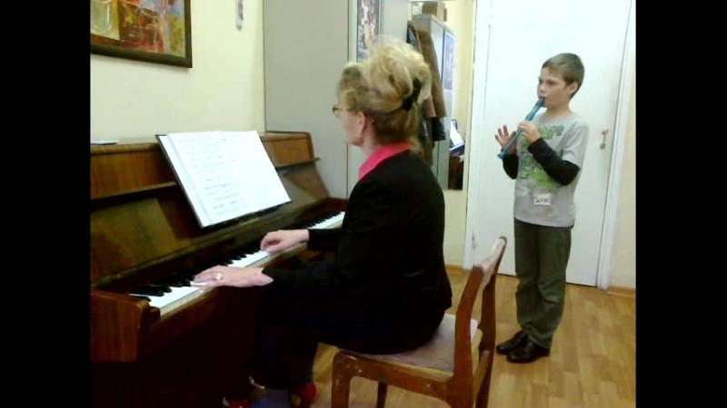 «Каникулы» - исп. Титушин Максим 18.04.18 (2/8)