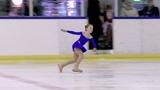 Василиса Параничева Звёздный Лёд 20181206 Ice Dinasty G 1U FS 2009