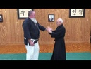 Roy Goldberg Sensei and Softness in Daito Ryu