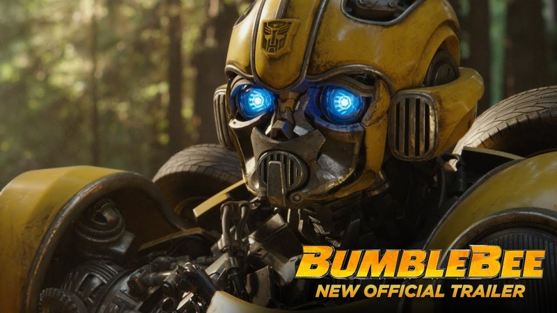 Bumblebee | Travis Knight | Trailer, 2018