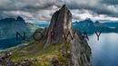 Northern Norway 4K Timelapse