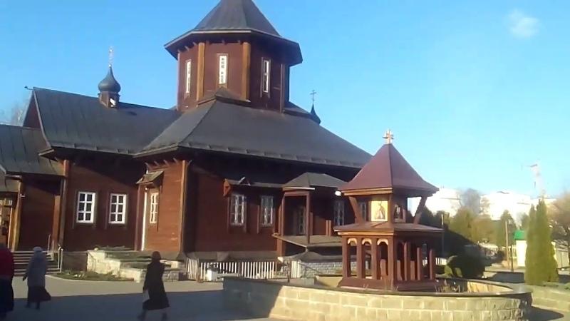 Храм в честь прихода Серафима Саровского Заключение. Смотрим все с удовольствием!