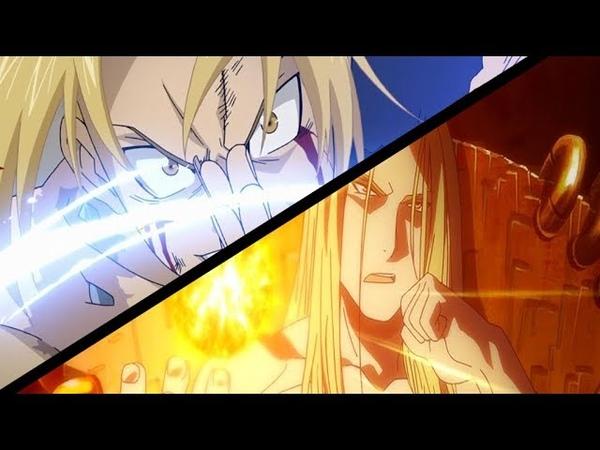 Edward vs Father | FmA Brotherhood | [AMV] HD 1080p