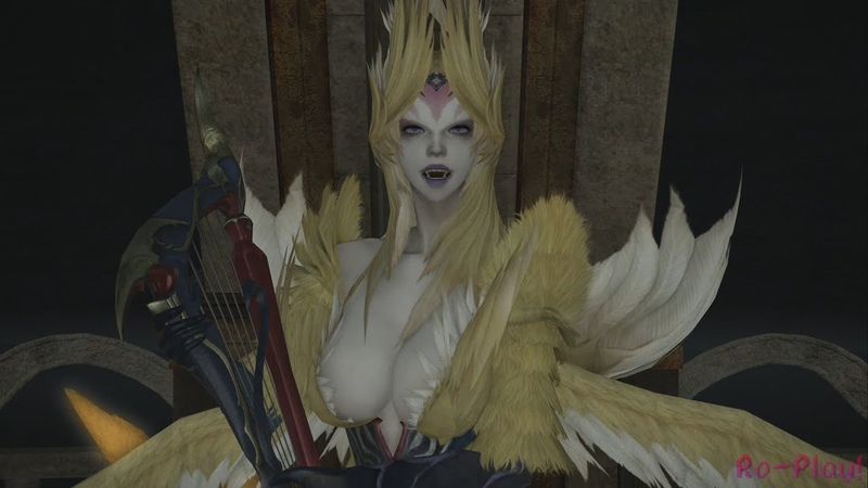 Pharos Sirius - FFXIV Patch 2.1 A Realm Awoken Dungeon Cutscenes