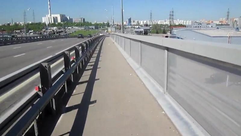 Мост по ул. Подольских Курсантов