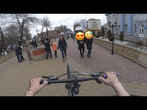 Покатушка на велосипеде стант Красивое поздравление с 9 мая С днем победы