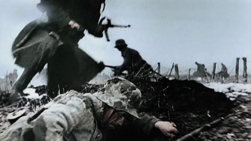 1943 год (январь) Острогожско-Россошанская наступательная операция Сталинград на Верхнем Дону