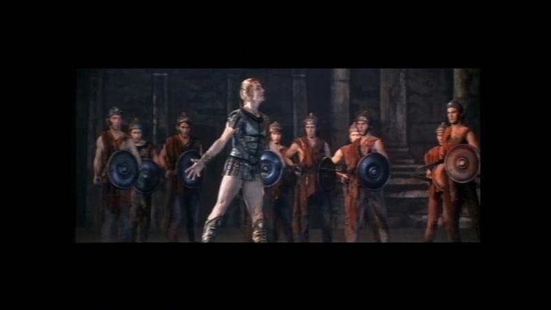 Vladimir Vasiliev Maris Liepa Spartacus the duel