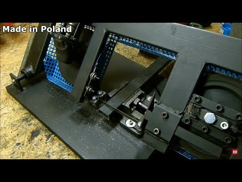 Drill HACK 1 metal cutting BANDSAW part 2