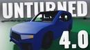 UNTURNED 4.0 - ДОБАВЛЕНЫ МАШИНЫ! КРУТЫЕ ЭФФЕКТЫ И АНИМАЦИЯ В UNTURNED 2