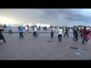 Чёрные глаза. Бальные танцы на Стрелке В.О. исп. Лидия Парамонова 16.09.2018 г. вид. 993