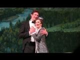 Дуэт Тасилло и Лизы из оперетты