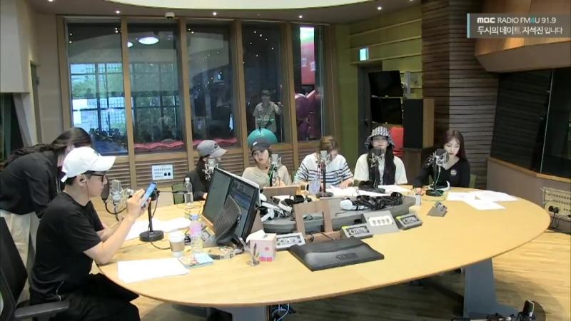 180823 MBC FM4U Ji Suk Jin's 2PM Date Radio Red Velvet