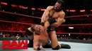 Dolph Ziggler Drew McIntyre vs. The B-Team - Raw Tag Team Championship Match: Raw, Sept. 10, 2018