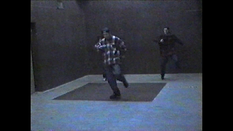 Сбитые с толку. Я Дождь. (репетиция) 1992г.
