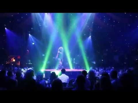 Raquel Reed in ABSINTHE Las Vegas
