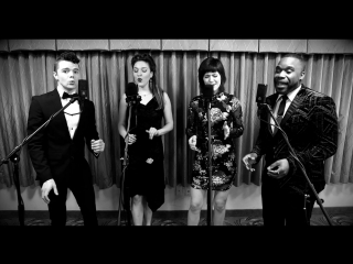 We Cant Stop (Acapella Version) - Miley Cyrus (50s Style) Postmodern Jukebox