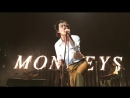 Arctic Monkeys Lipstick Vogue Elvis Costello cover live @ Les Nuits de Fourv