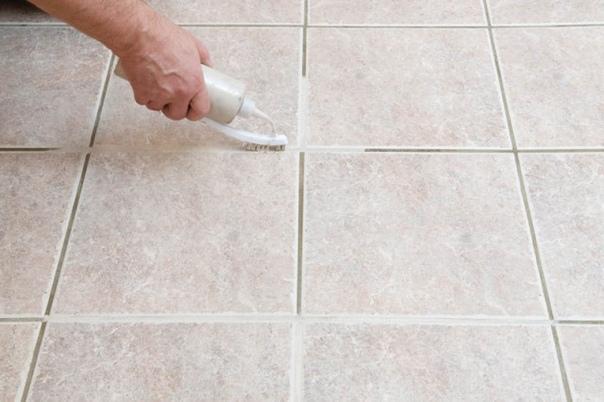 Как очистить любые загрязнения на плитке без особых усилий.