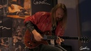 Timo Somers rocks the Godin Booth at Winter NAMM 2019