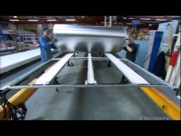 How It's Made Double-Decker Buses