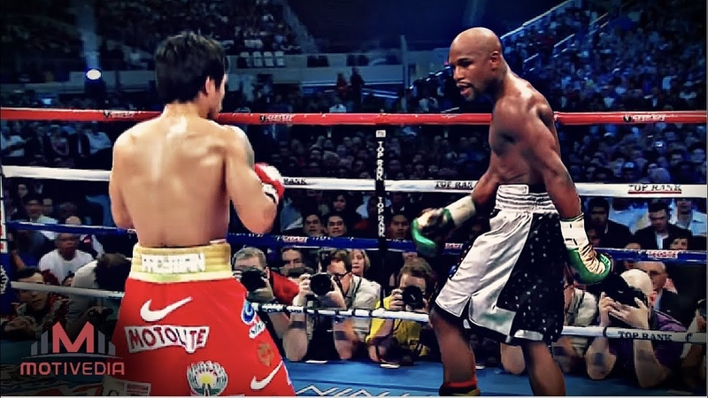 Floyd Mayweather vs Manny Pacquiao 2