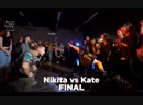 Dancehall | Nikita vs Kate | FINAL | FREESTYLE FEST 2018