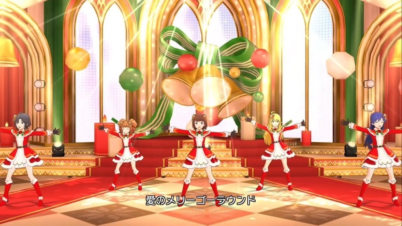 「アイドルマスター ミリオンライブ! シアターデイズ」ゲーム内楽曲123